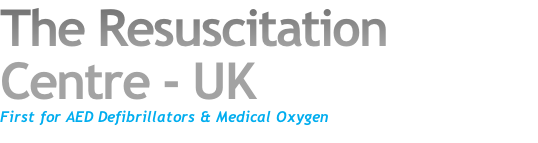 The Resuscitation Centre - UK First for AED Defibrillators & Medical Oxygen