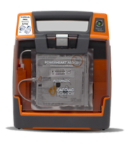 Cardiac Science Powerheart G3 Defibrillator - G3 Elite Fully Automatic AED and G3 Semi Automatic AED