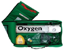 BOC Emergency Oxygen Kit