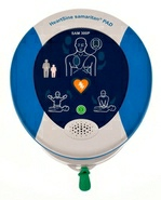 HeartSine Samaritan 300P and 350P PAD Defibrillators
