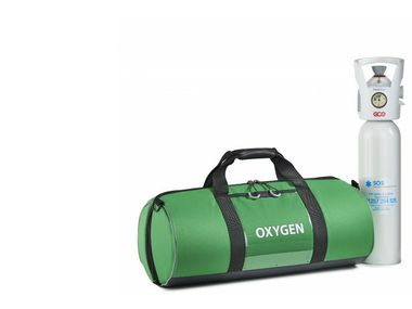 GCE Medical Oxygen Cylinders Provide Lifeline Medical Oxygen for Emergencies