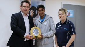 HeartSine Defib for Schools and Sports Centres
