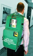 BOC Emergency Oxygen Backpack